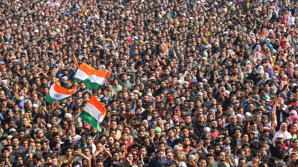 'Fight for India's soul': Protests mark Republic Day celebrations thumbnail