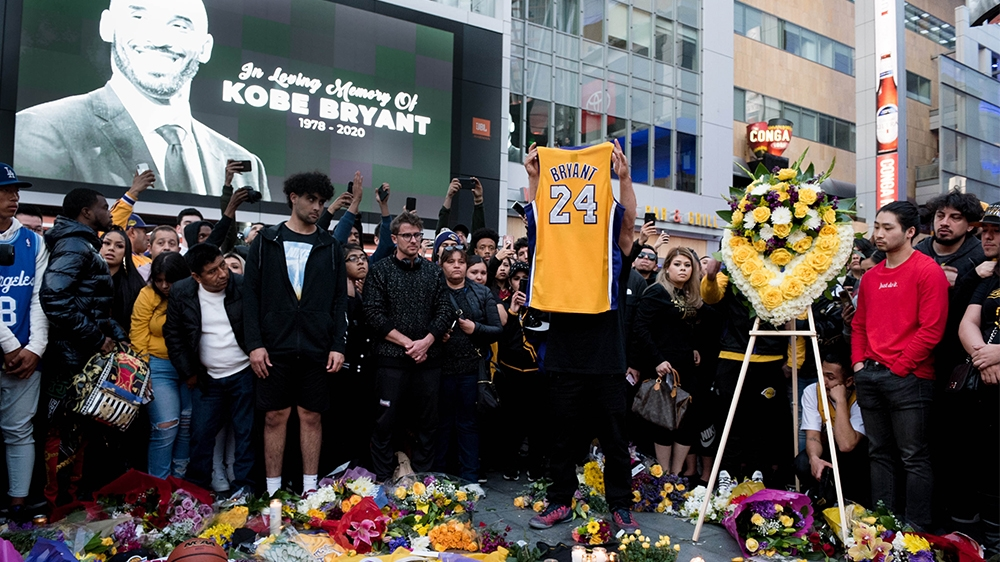 US Kobe Bryant