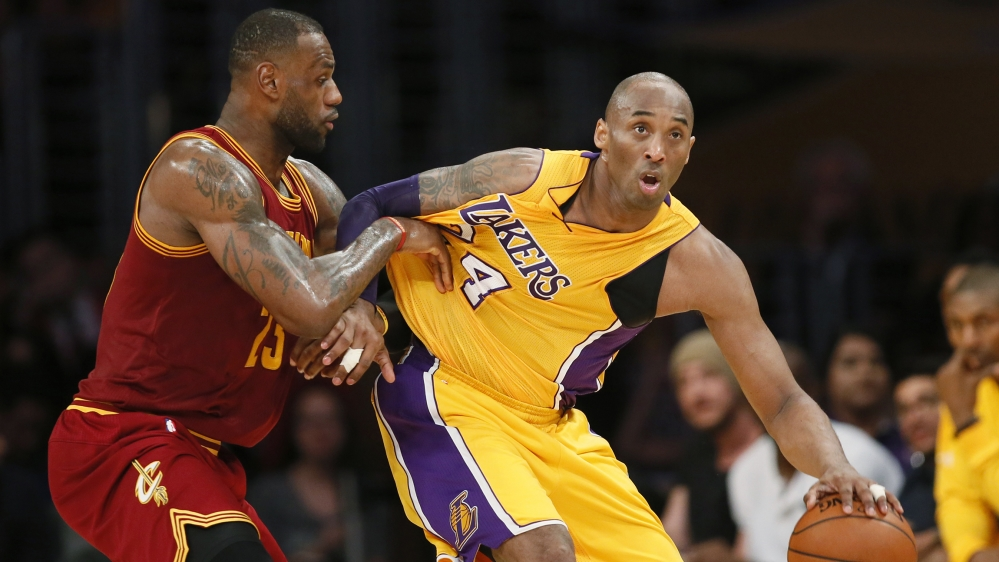 BBC comes under fire after mistaking LeBron James for Kobe Bryant