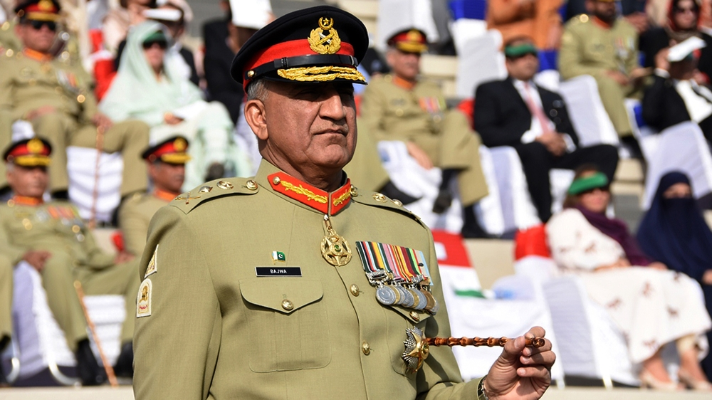 Pakistani army chief arrives in Saudi Arabia amid strained ties thumbnail