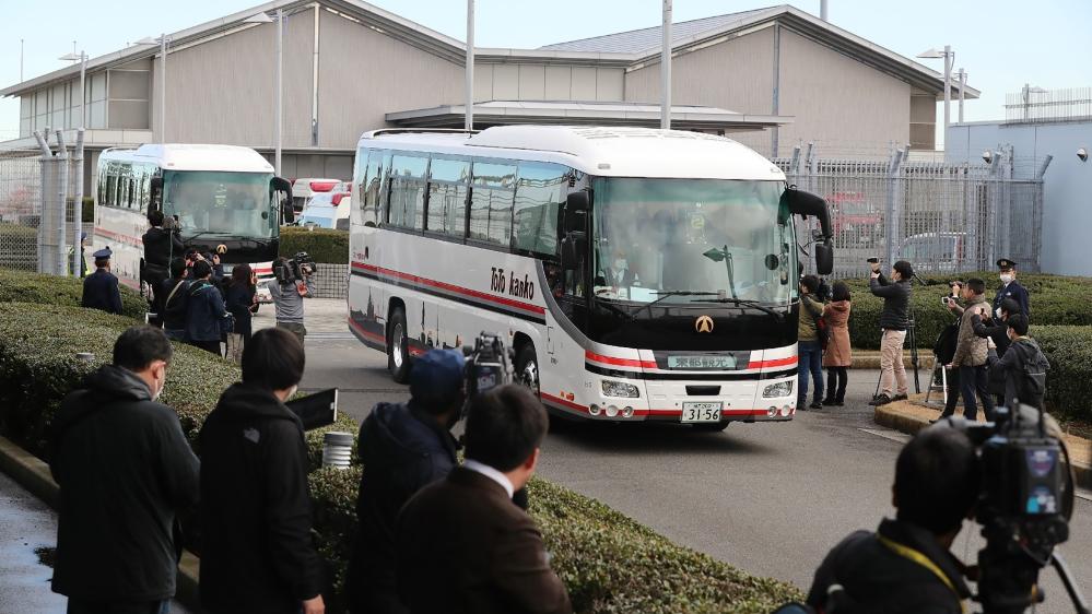 Japan - Wuhan