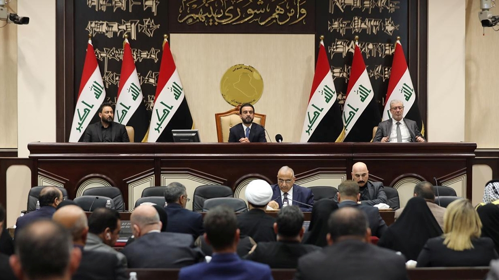 aeb33bc66ffe45129698101cd5018603 18 - Iraqi parliament calls for expulsion of foreign troops | News