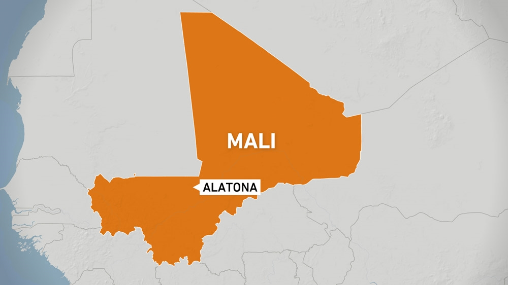 Five soldiers killed in Mali roadside attack