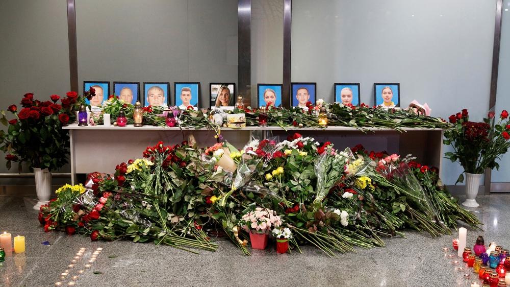 Ukraine - Iran plane crash