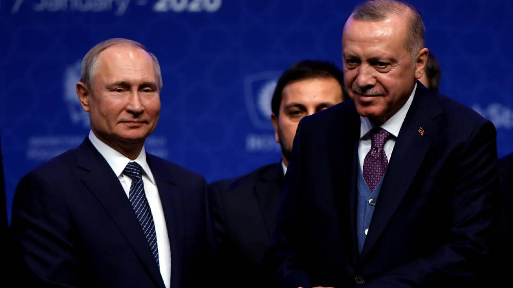 Could the killing of Turkish troops damage Turkey-Russia ties?