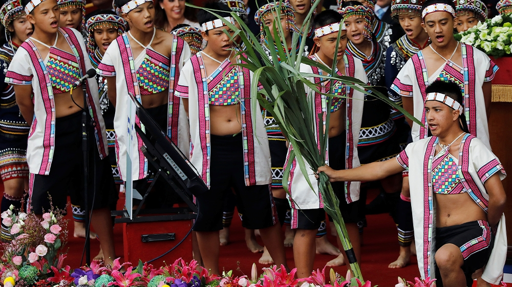 Always campaign time': Why Taiwan's indigenous people back KMT ...