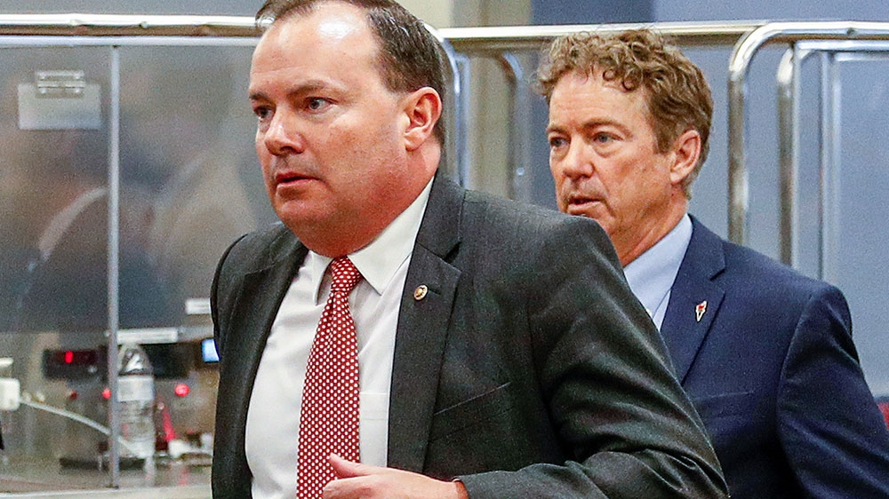 Mike Lee - Rand Paul