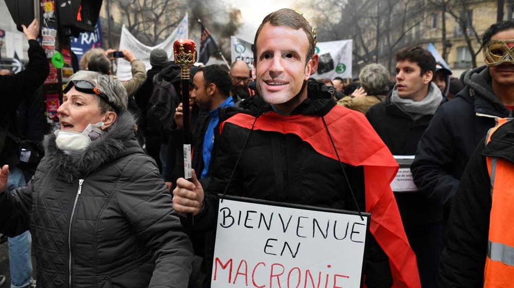 Macron's pension changes survive two confidence votes