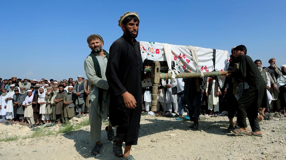 US strike targeting Taliban commander causes civilian casualties