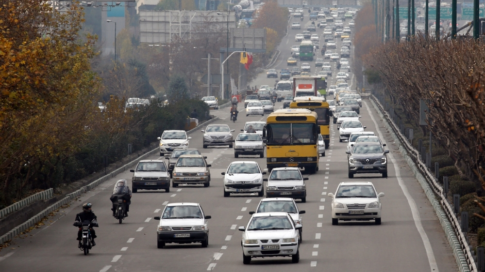 Several reported dead in bus crash in Iran