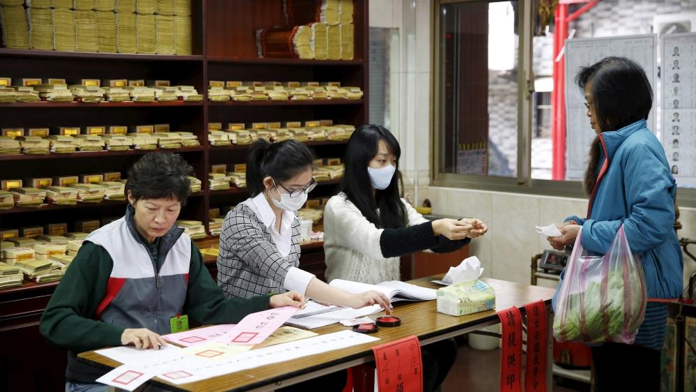 Taiwan - election