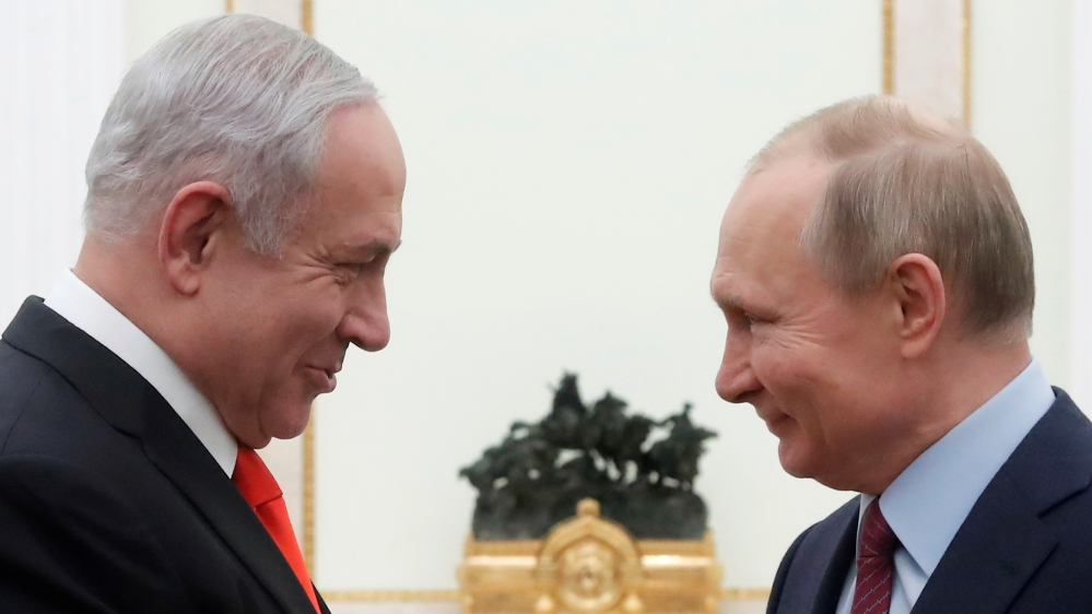 Russia's  difficult balancing act between Iran and Israel