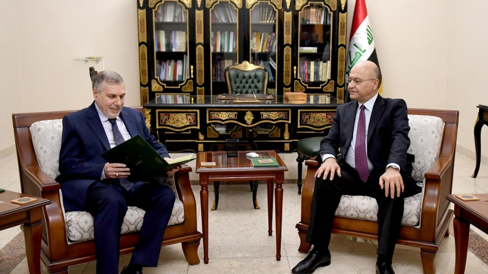 Mohammed Allawi appointed new Iraq PM, protesters reject him