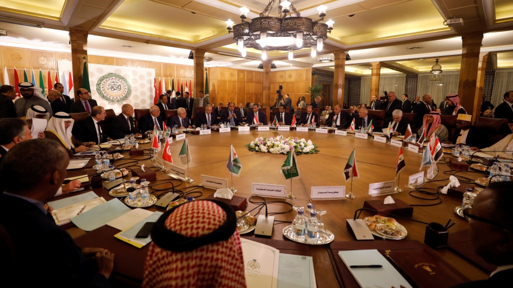 Arab League division over Palestinian cause to dominate talks – Al Jazeera English
