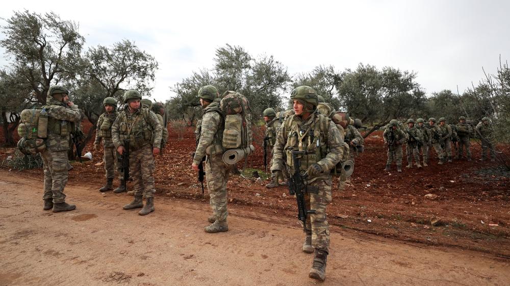 Turkey extends military service to prevent coronavirus spread thumbnail