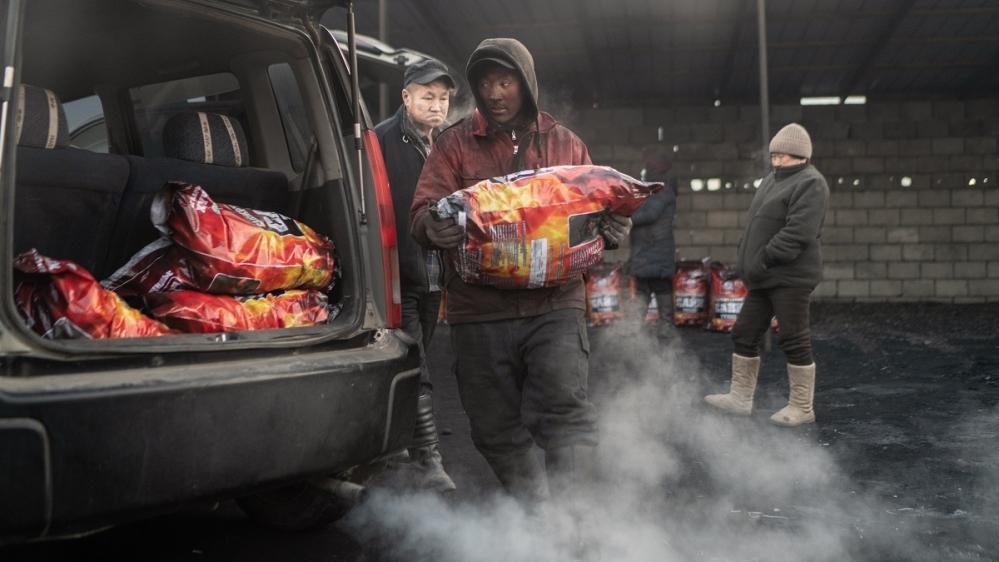 Mongolia coal /Klas Lundstrom