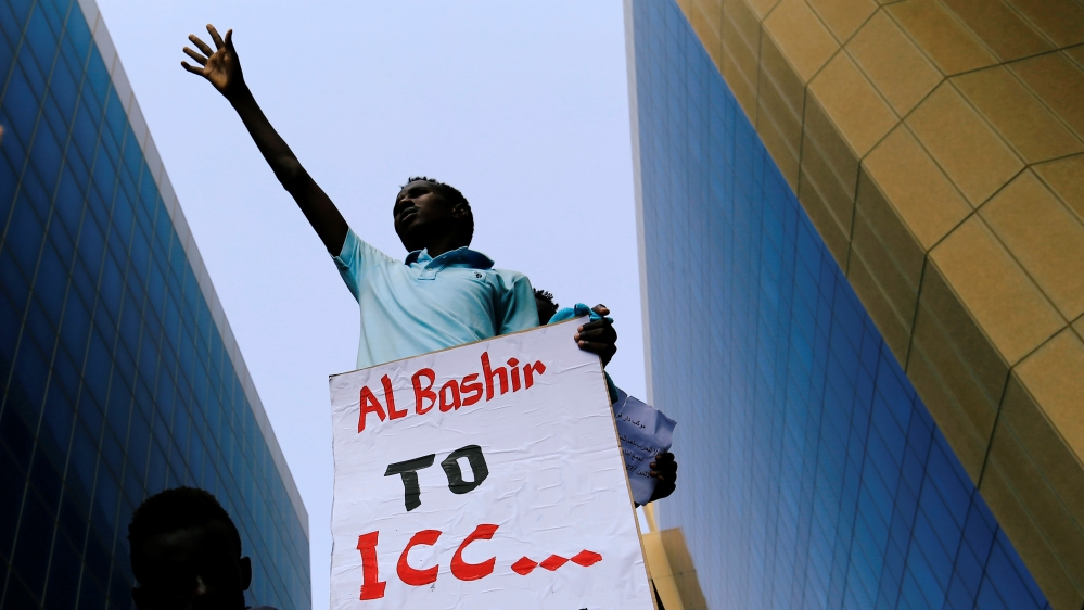 Sudan agrees those wanted by ICC should appear before court