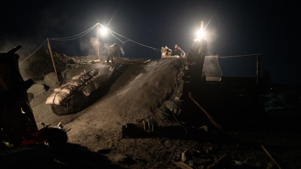 Mongolia coal / Klas Lundstrom