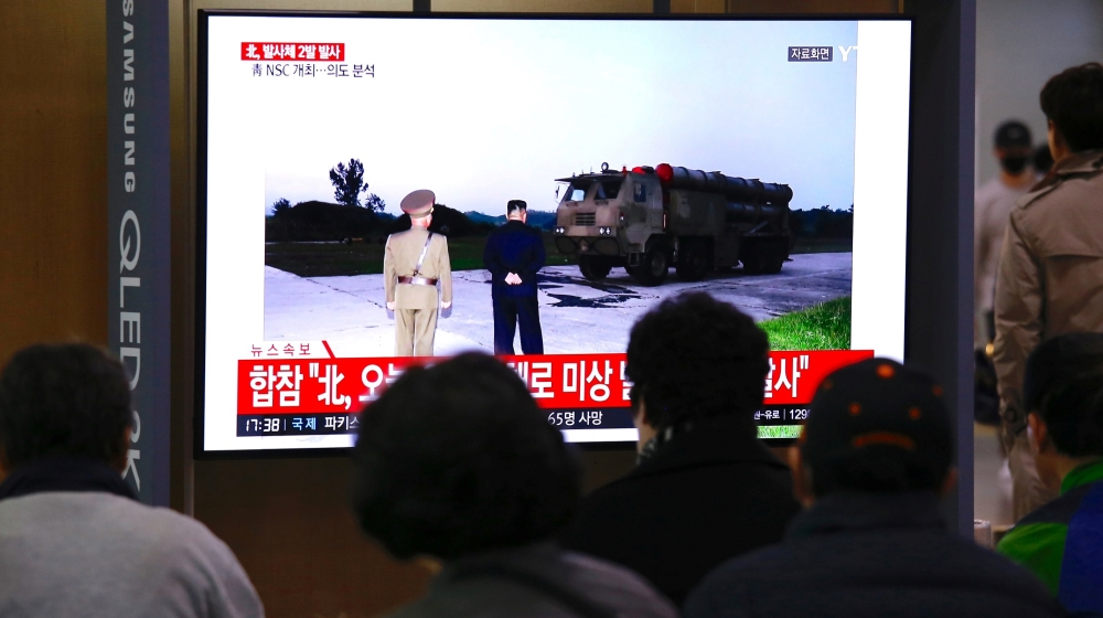 UN report says North Korea still enhancing missile programme
