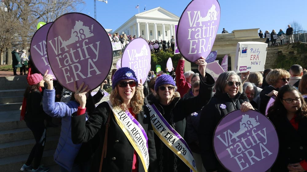 What is the US Equal Rights Amendment?