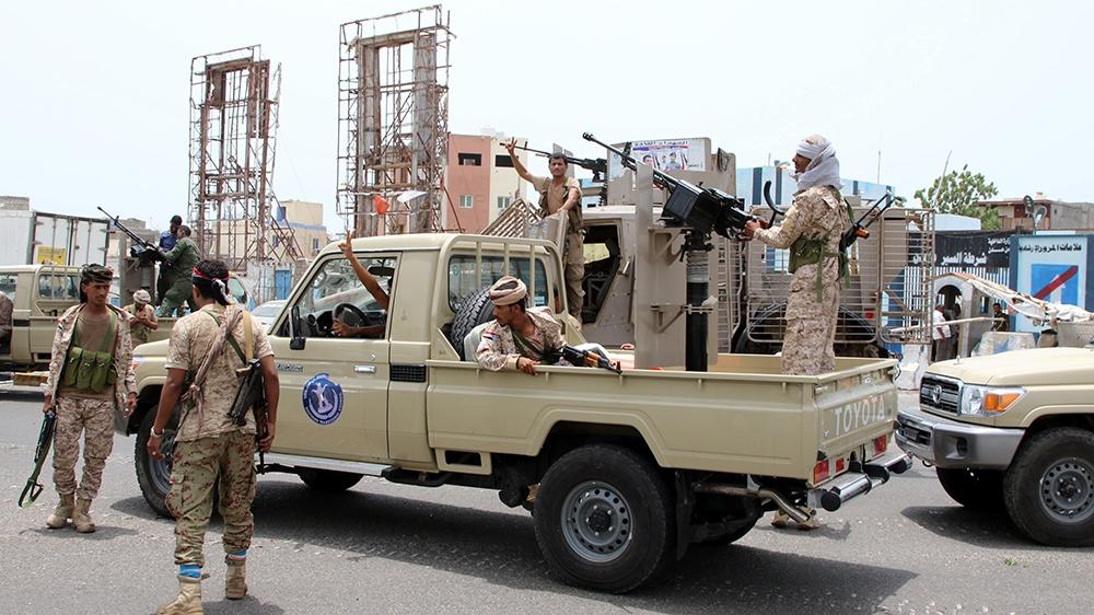 Aden story