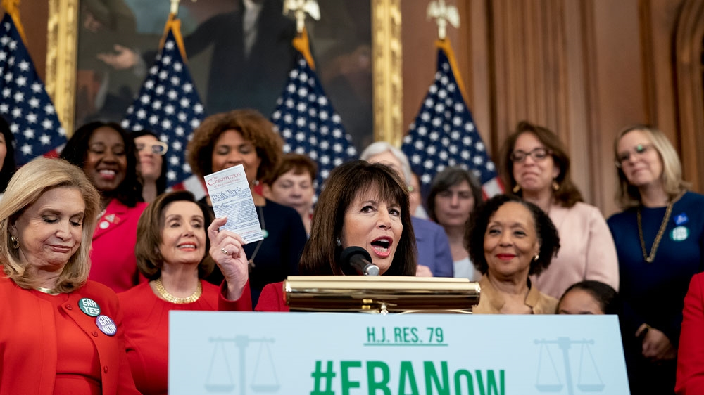 US House removes ratification deadline for Equal Rights Amendment thumbnail