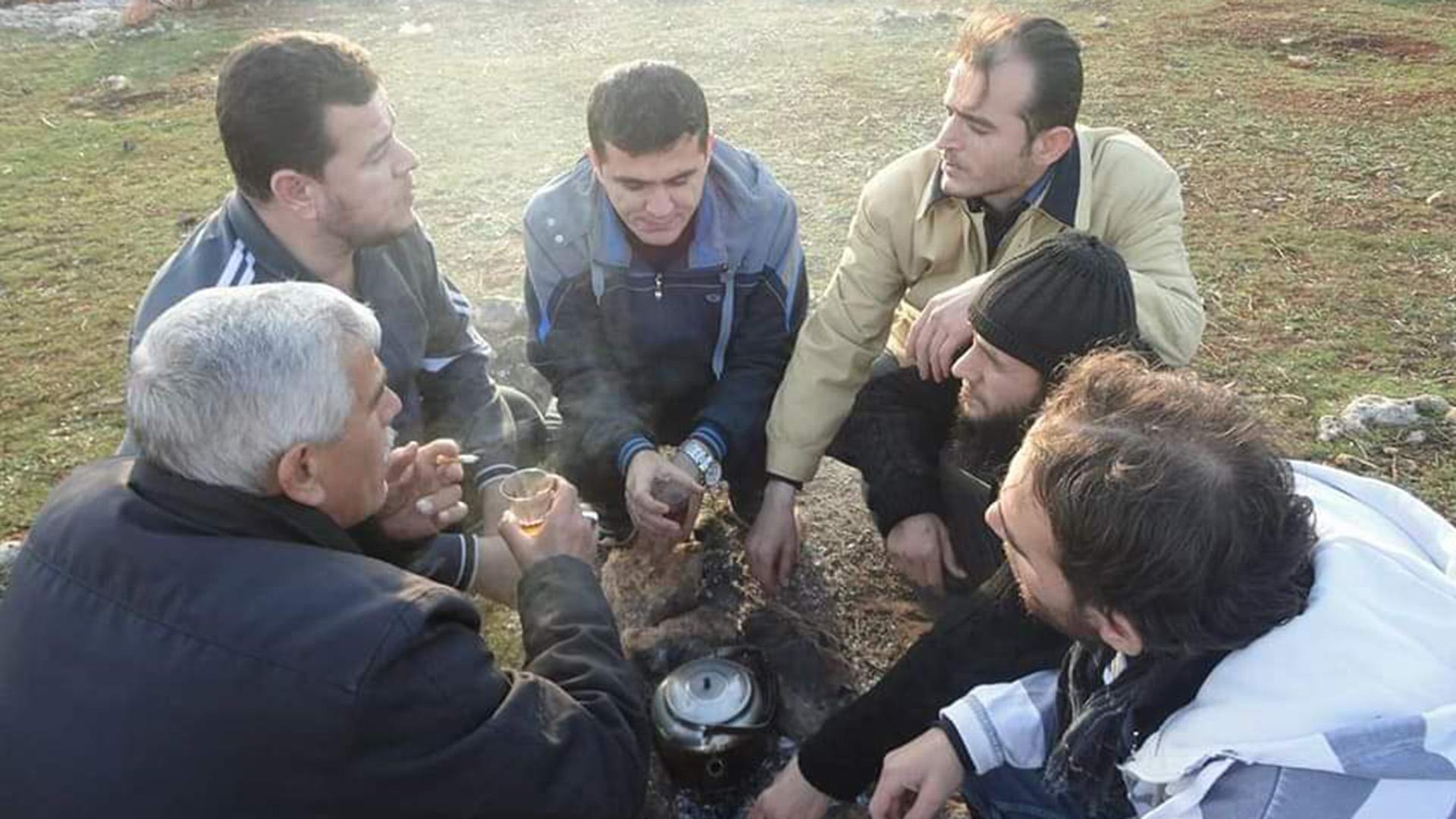 Photos - Idlib doctor first person [Photo courtesy of Dr Tarraf]