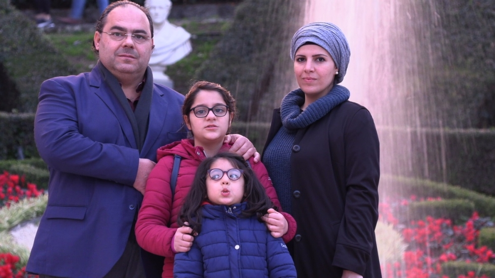 A story of exile and return: From Italy to Syria and back again