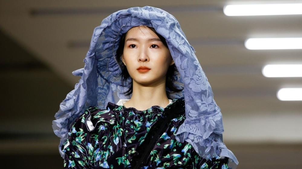 London Fashion Week 1: Yuhan Wang