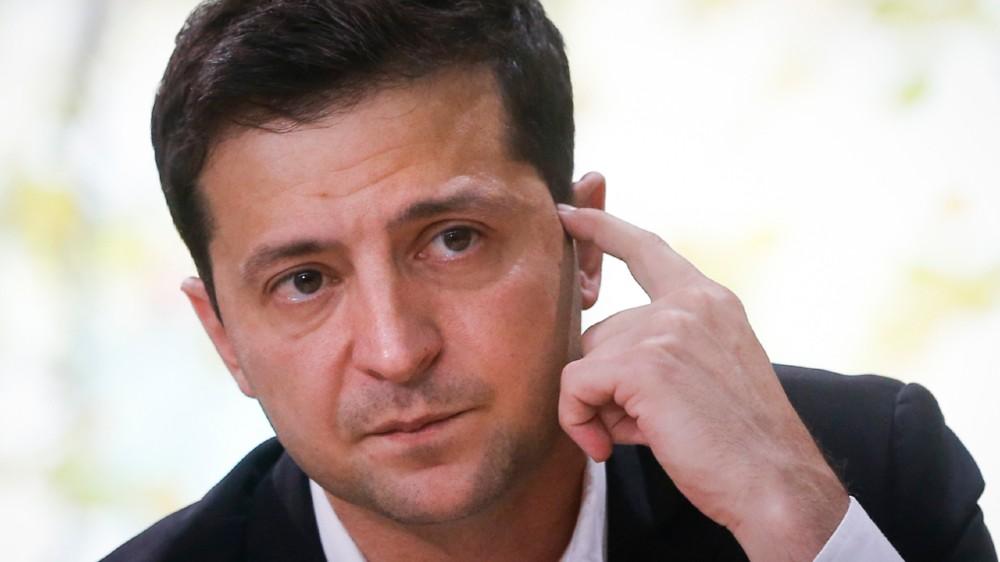 Ukraine's Zelenskyy urged by Putin to stick to peace plan