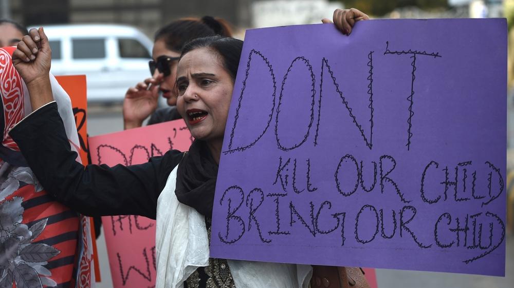 Pakistan coronavirus protest