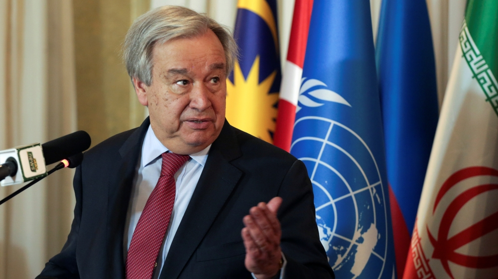 'Deeply concerned': UN chief offers mediation on Kashmir dispute