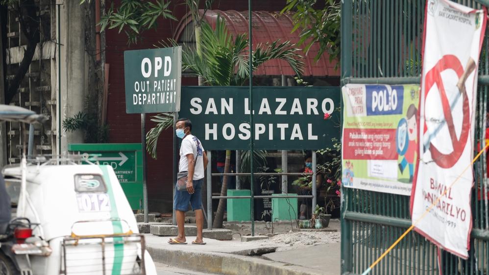 San Lazaro, Philippines