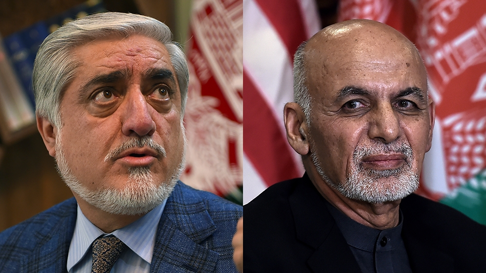 Afghanistan: Ghani, Abdullah set to hold parallel inaugurations thumbnail
