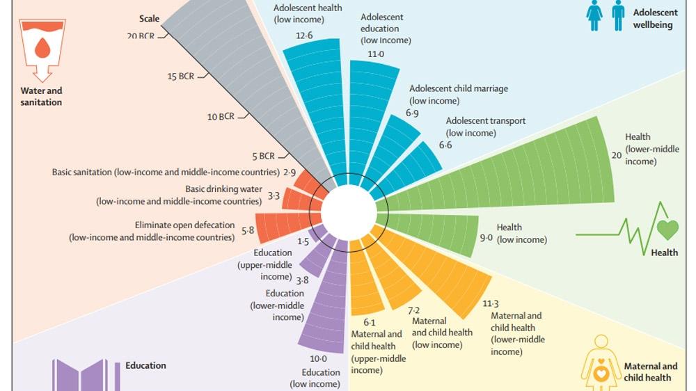WHO Lancet study circle