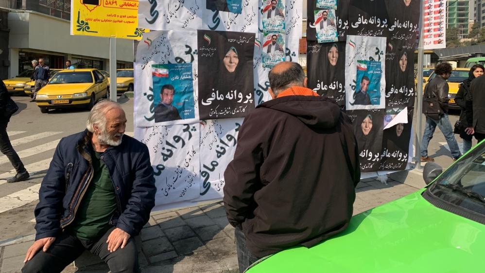 Apathy runs high in Tehran as Iran gears up for parliament vote thumbnail