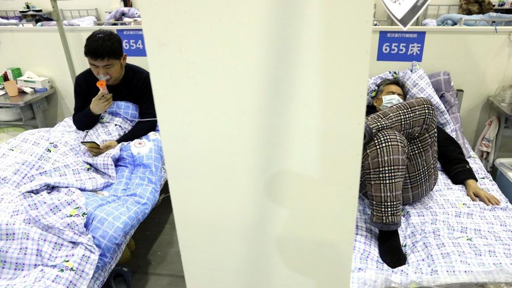 Patients - Wuhan