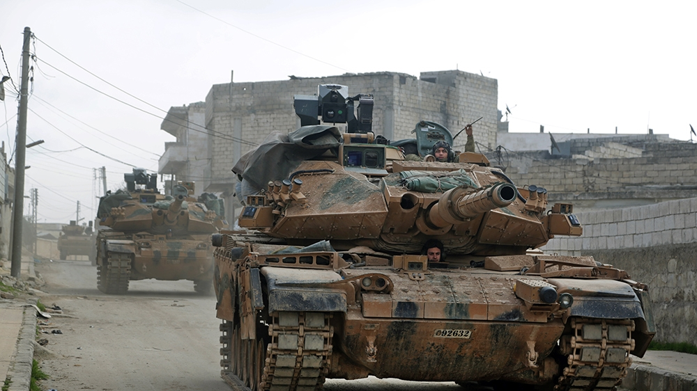 Erdogan threatens 'imminent' Turkish operation in Syria