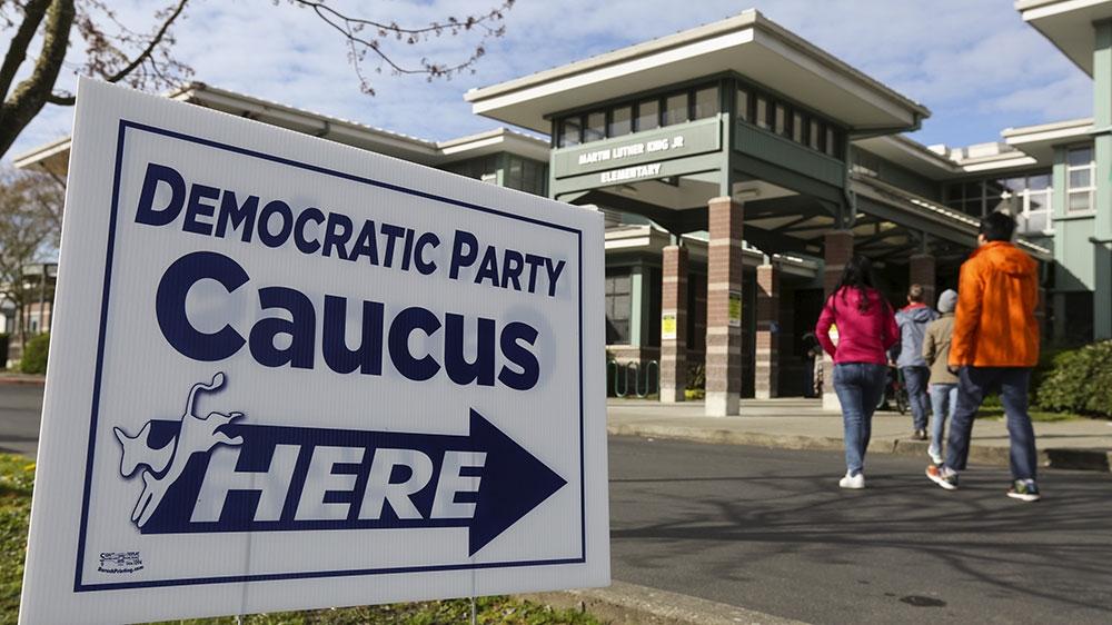2016 US election - primary