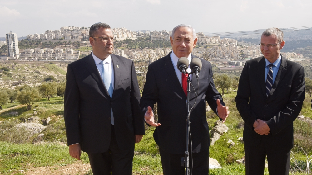 Netanyahu vows thousands of new settler homes in East Jerusalem thumbnail