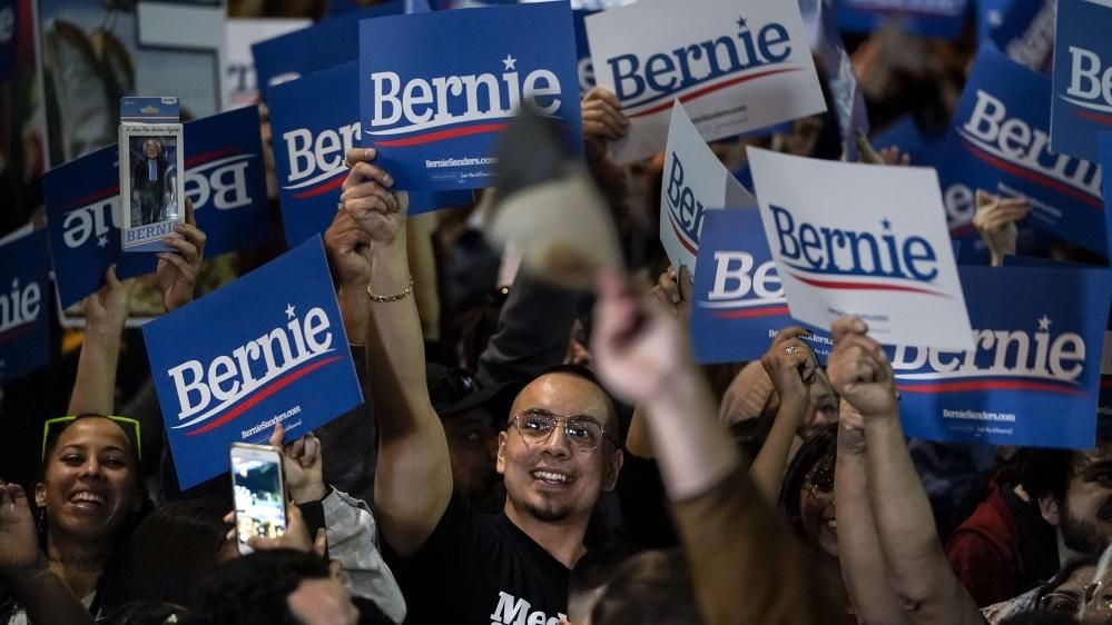 Bernie Sanders heads to big win in Nevada caucuses thumbnail