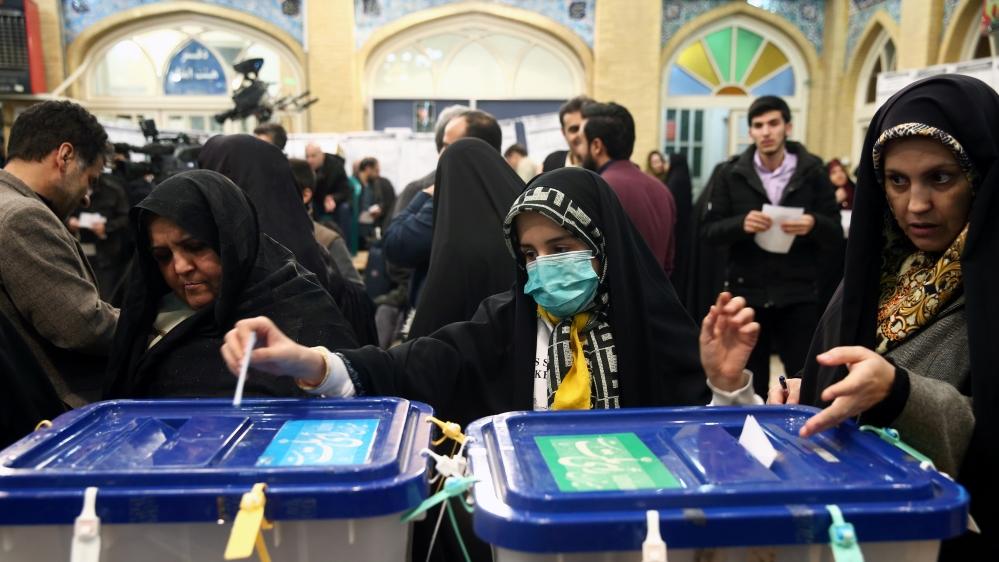 Iran announces lowest voter turnout since 1979 thumbnail