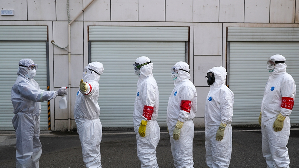 WHO raises alarm as virus spreads in parts of Middle East, Europe thumbnail