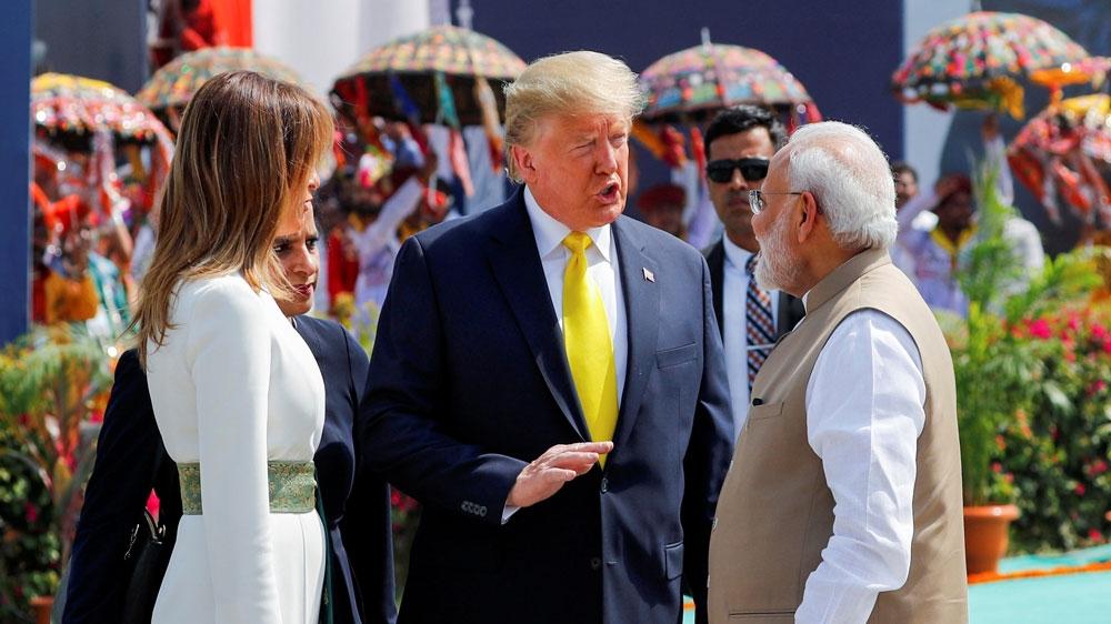 'America loves India': Trump and Modi hail India-US ties thumbnail