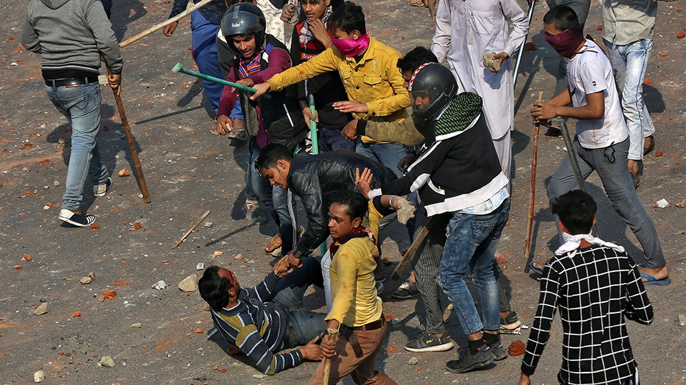 India violence: All the latest updates thumbnail