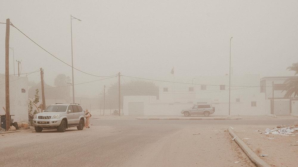 Image result for Sandstorms hit parts of West Africa
