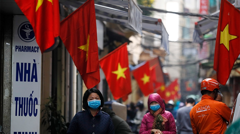 China virus Vietnam