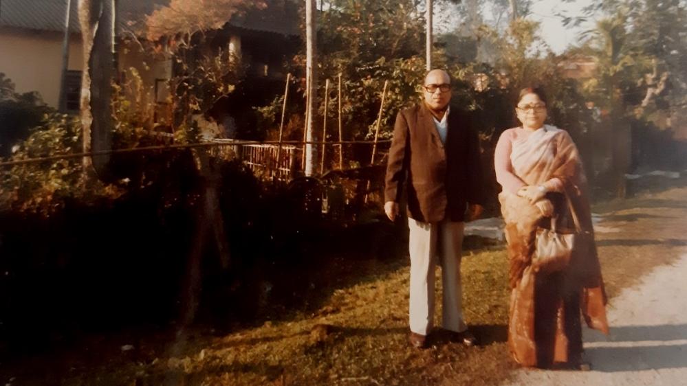 Bengali in Assam / Manash Firaq Bhattacharjee