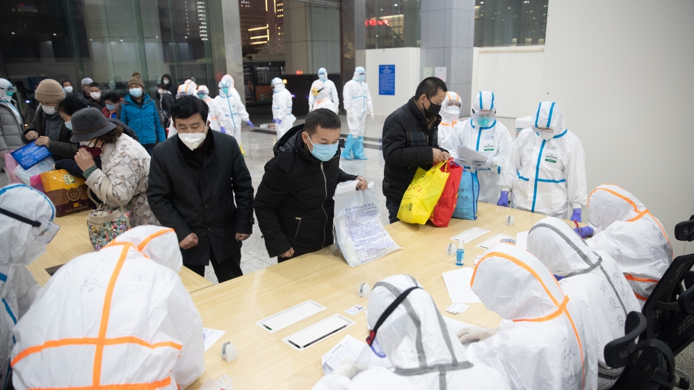 Grief, anger in China as doctor who warned about coronavirus dies ...