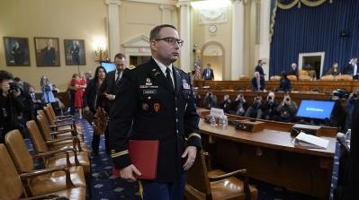 El Comité de Inteligencia de la Cámara de Representantes continúa con las audiencias abiertas de acusación
